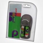 Cargador para baterías convencionales serie PLAYGO