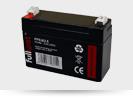 Ver baterías de plomo. serie fpe